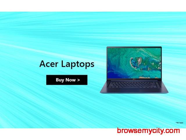 Acer Laptop Store in Banjara Hills | AppWorld 1800 123 4488 - 2/4