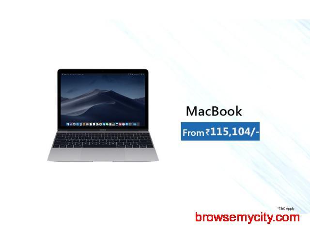Apple MacBook Store in Lakdikapool | AppWorld 1800 123 4488 - 1/3