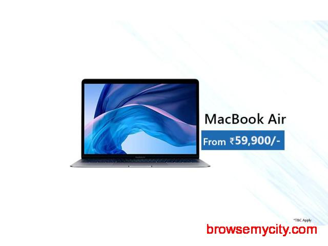 Apple MacBook Store in Mehdipatnam | AppWorld 1800 123 4488 - 2/3