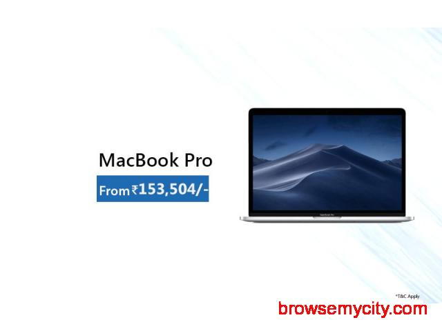 Apple MacBook Store in Mehdipatnam | AppWorld 1800 123 4488 - 3/3