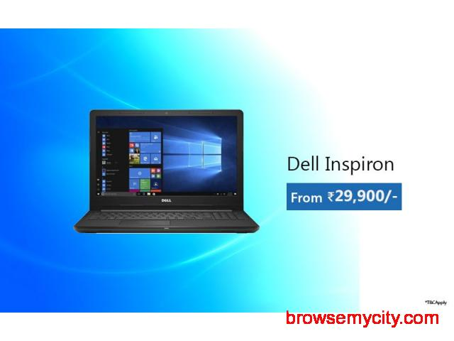 Dell Laptop Store in Rajendranagar   AppWorld 1800 123 4488 - 1/4