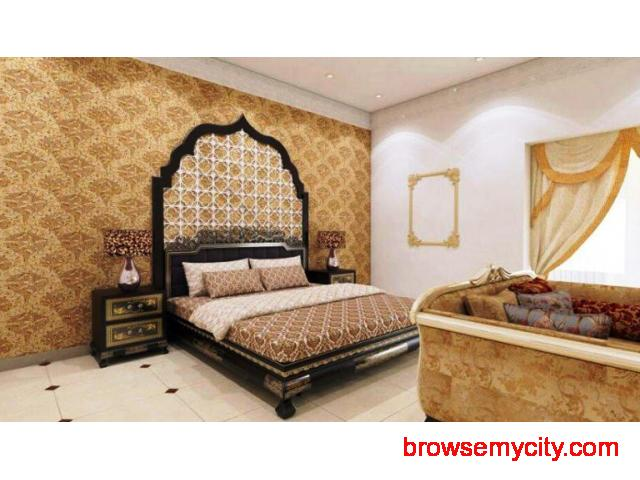 Get UNA Comfort The Bheelgarh in,Udaipur with Class Accommodation. - 1/1