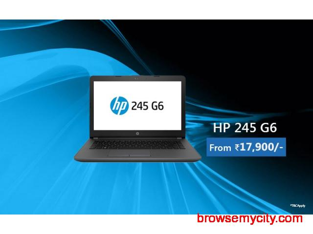 HP Laptop Store in Masab Tank | AppWorld 1800 123 4488 - 1/4