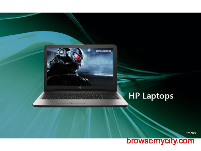 HP Laptop Store in Nampally | AppWorld 1800 123 4488 - 3/4