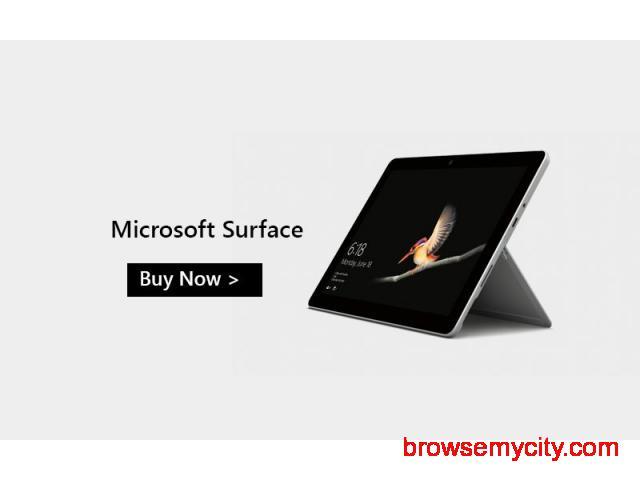 Microsoft Laptop Store in Panjagutta | AppWorld 1800 123 4488 - 1/3