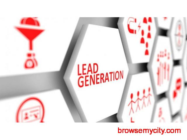 Lead Generation - Lead Generation Services that create immense interest among audiences. - 1/1