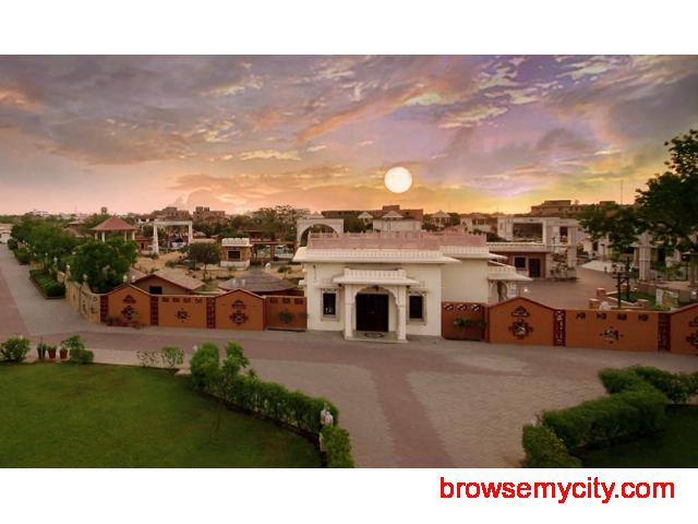 Get The Pride Amber Vilas in,Jaipur with Class Accommodation. - 1/4