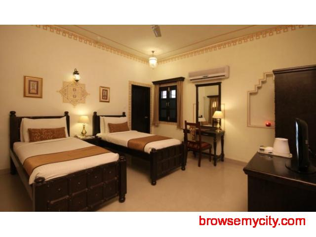 Get The Pride Amber Vilas in,Jaipur with Class Accommodation. - 2/4