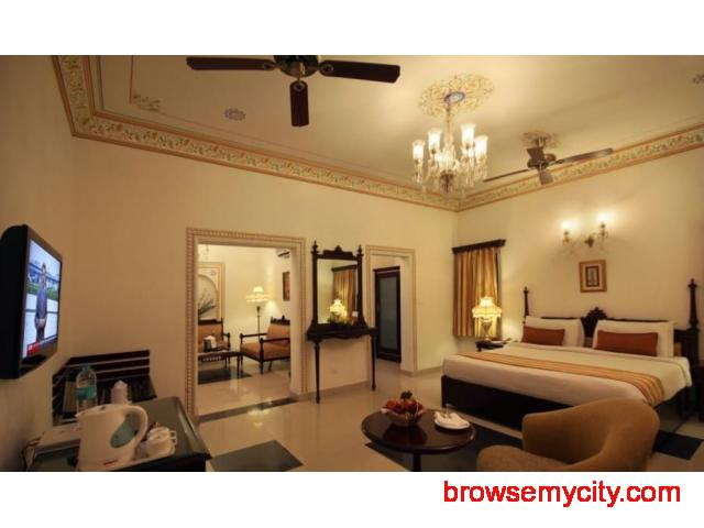 Get The Pride Amber Vilas in,Jaipur with Class Accommodation. - 3/4