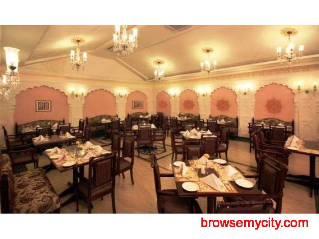Get The Pride Amber Vilas in,Jaipur with Class Accommodation. - 4/4