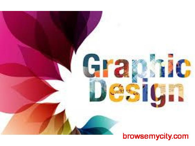 GRAPHIC DESIGN - Top Graphic designing company for innovative graphic designs. - 1/1