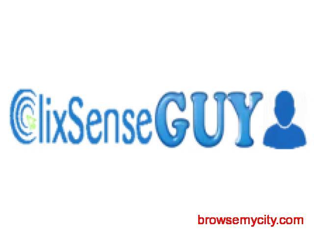 Free ClixSense Training Ebooks by ClixSenseGuy - 1/1