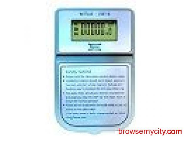 Residential Water Meters | Watflux - 1/1