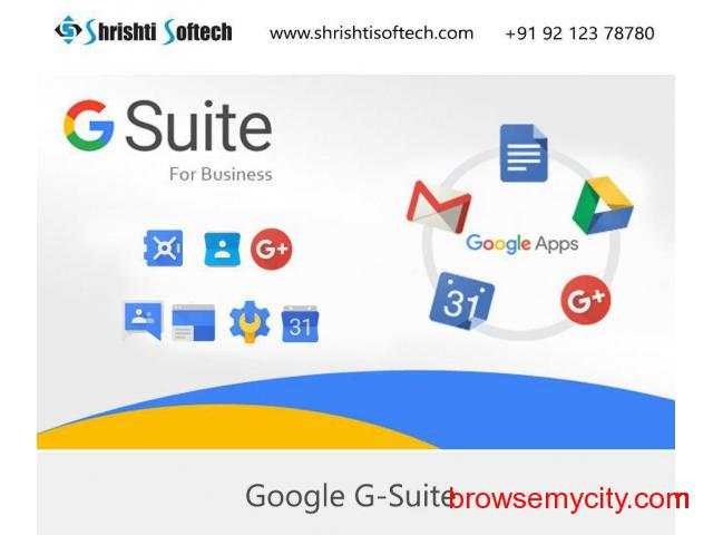 Hurry Up! Get Lowest Google G Suite Pricing Ever - 1/1