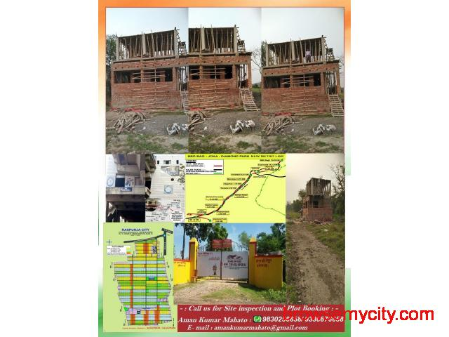 BUY GENUINE PROPERTY | PLOTS FROM OM DEVELOPERS AT AFFORDABLE RATE - 1/6