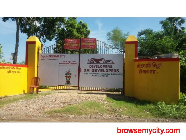 BUY GENUINE PROPERTY | PLOTS FROM OM DEVELOPERS AT AFFORDABLE RATE - 4/6