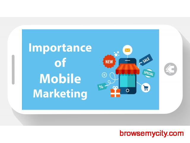 Fastest-growing mobile marketing company for best marketing services. - 1/1