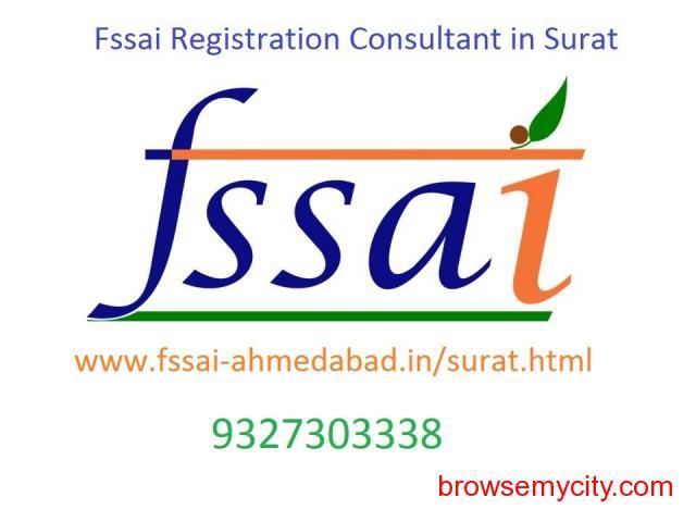 Fssai Registration Consultant in Surat - 1/1
