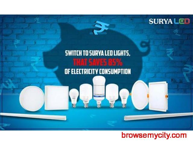 Energy Saving Fans, Led Lighting Manufacturers India - Surya Roshni - 2/2