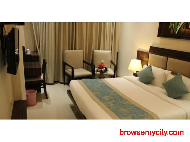 Get Bhawna Clarks Inn in,Agra with Class Accommodation. - 3/3