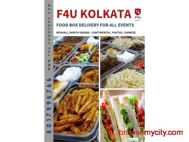 Food Box Delivery for Groups - 1/6