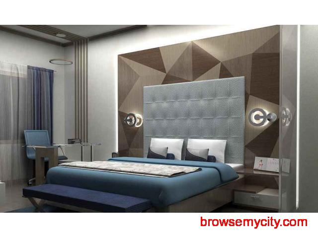 Get Hotel Yamuna View in,Agra with Class Accommodation. - 3/4