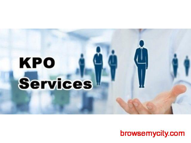 Krazy Mantra has the best KPO services - 1/1