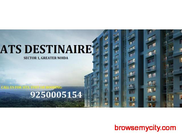 New Launched Residential Project - ATS Destinaire in Noida - 1/2