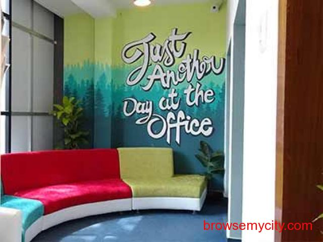Best Coworking Spaces, Shared Office Space In Bangalore - 1/2