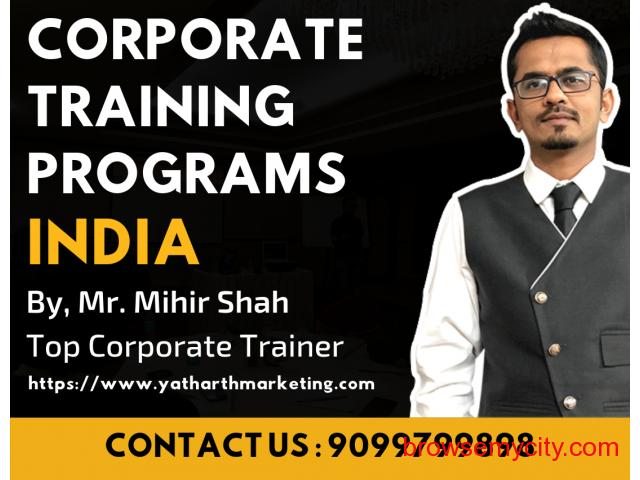 Corporate Training Company in India - Yatharth Marketing Solutions - 1/1