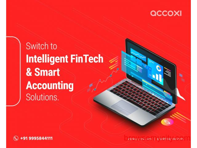 Accoxi - Accounting Software for Small & Medium Business - 1/3