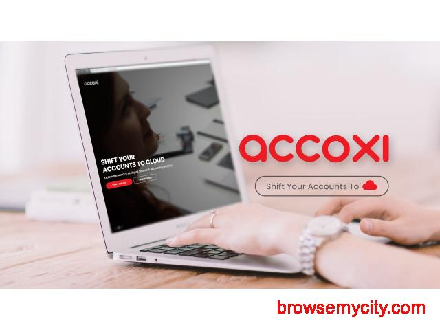 Accoxi - Accounting Software for Small & Medium Business - 2/3