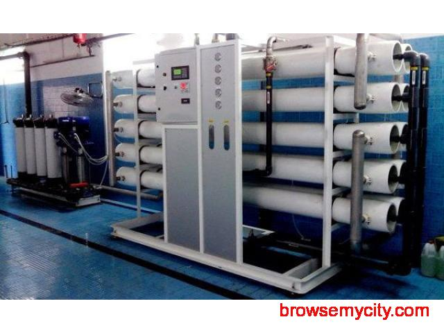 Top Quality Seawater Desalination Plant for sale - 1/1