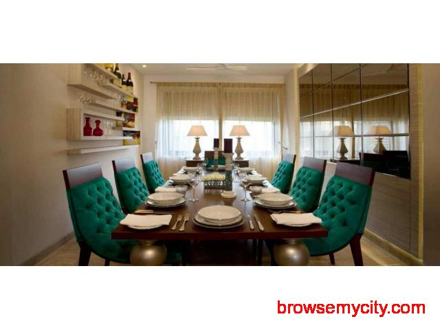 2, 3 and 4BHk Luxurious Flats in Gurgaon - Ambience Creacions - 1/1