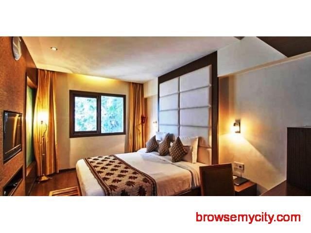 Get Hotel Nalanda in,Ahmedabad with Class Accommodation. - 3/4