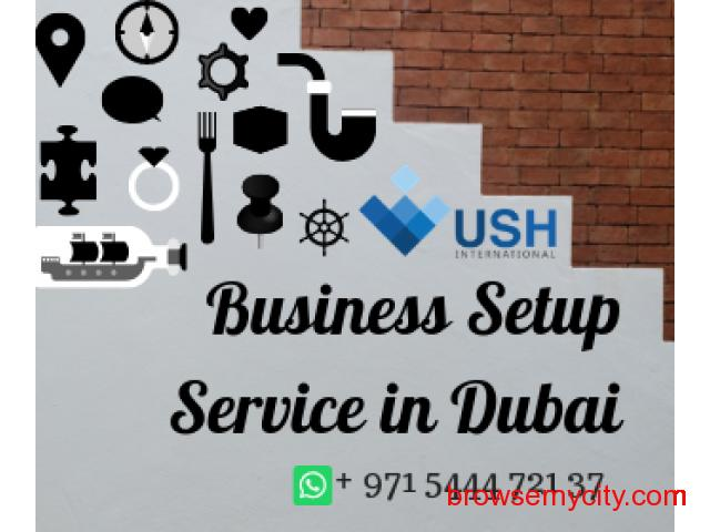 Complete business set up services in Dubai #971544472137 - 1/1
