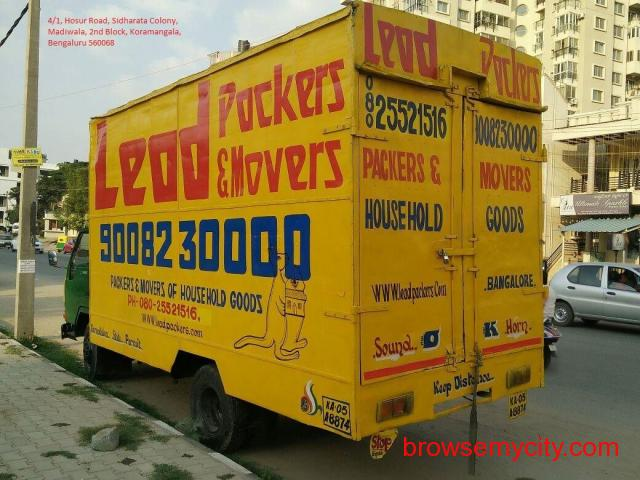 Best  Movers and Packers 9844057216 - 1/2
