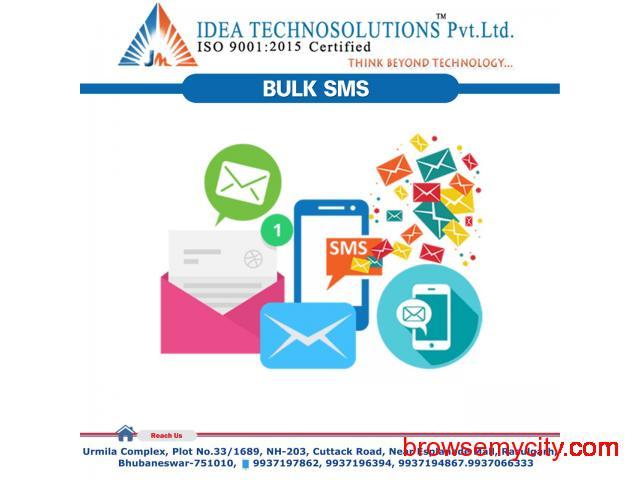 Bulk SMS Services Provider in Bhubaneswar - 85701