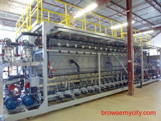 Wastewater Treatment Plant at Affordable Price - 1/3