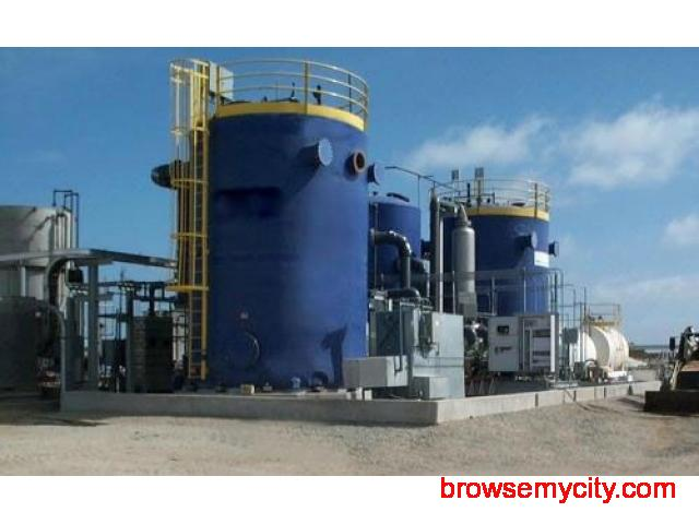 Best Sewage Treatment Plant Manufacturer in India - 1/3