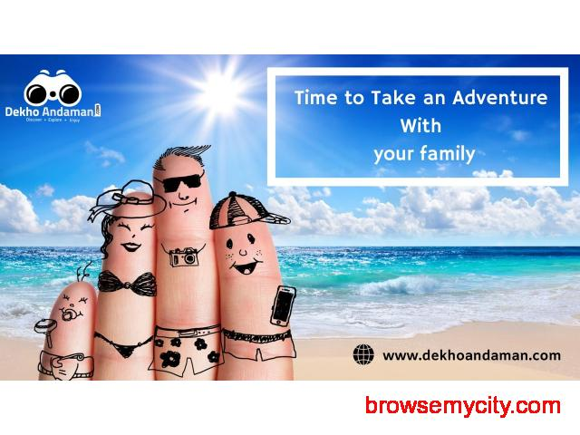 Andaman family tour packages - 2/5