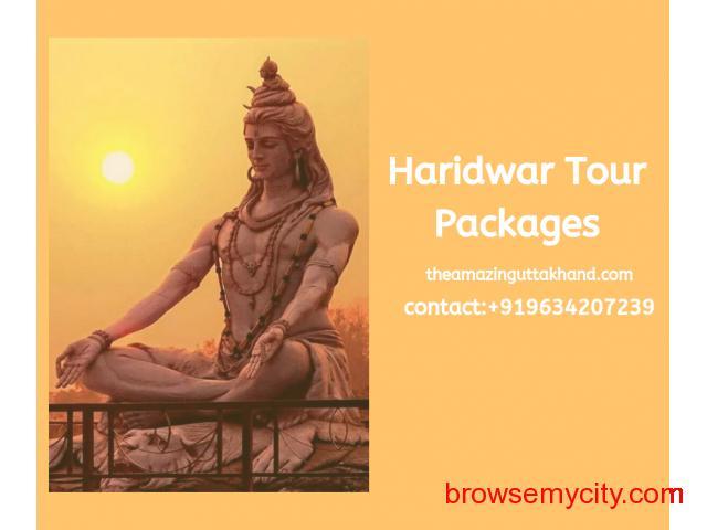 Book Haridwar Tour Packages - 1/1