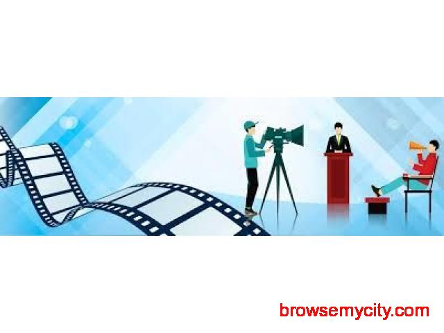 Leading corporate Film Makers in Mumbai - 1/1