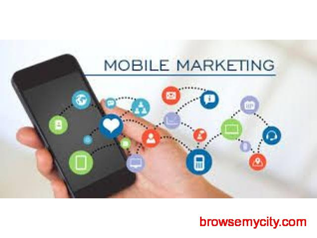 Mobile Marketing - Our Company is the best in Mobile Marketing Services - 1/1