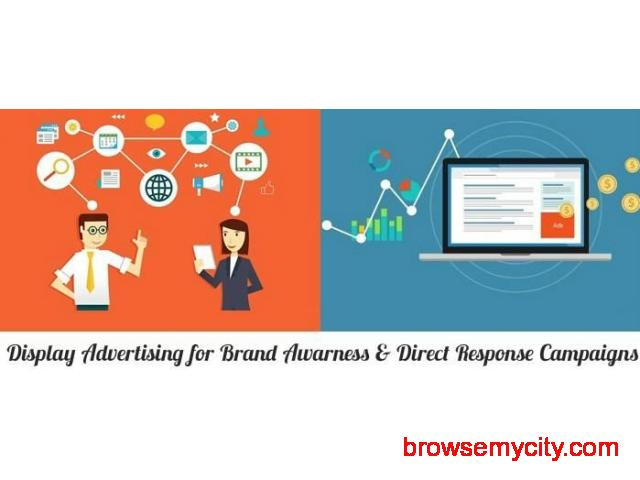 Advertising - Advertising that has ad strategies for specific ad campaigns - 1/1