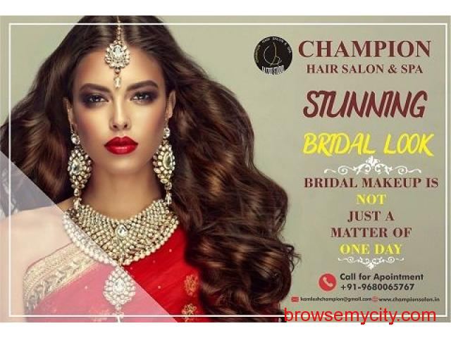 Beauty Parlour in Udaipur Champion Salon & Spa - 1/1