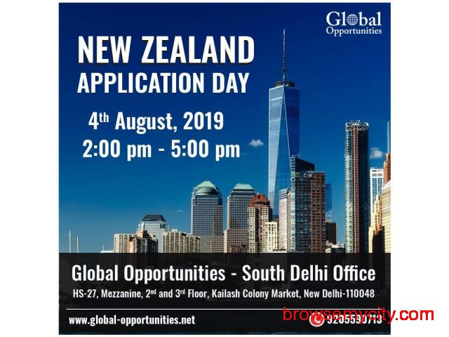 Attend New Zealand Application Day 2019 in Delhi - 1/2