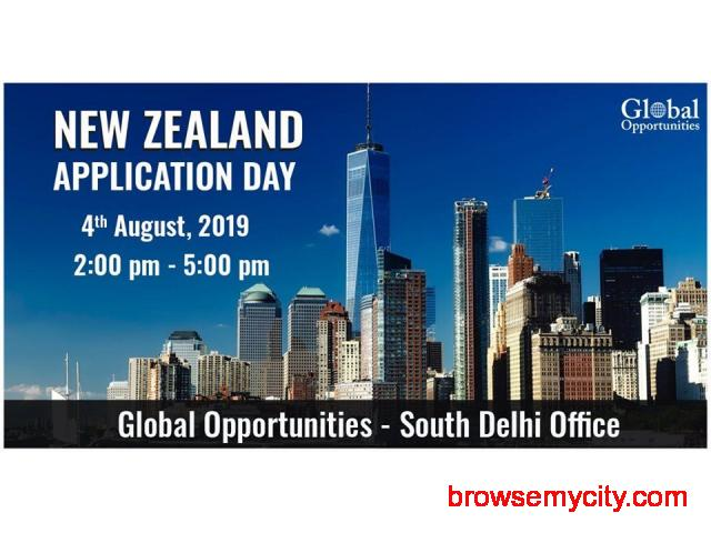 Attend New Zealand Application Day 2019 in Delhi - 2/2