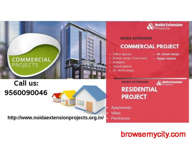 Property at Prime Location: Noida Extension - 1/1