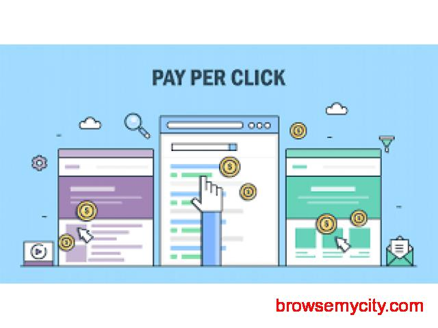 Pay Per Click - Generate leads instantly with our Pay Per click services India - 1/1